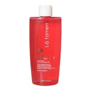 محلول پاک کننده آرایش پوست خشک لافارر