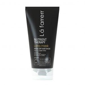 ماسک مو مغذی و تقویت کننده لافارر مخصوص انواع مو 200 میلی لیتر