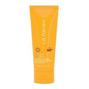 کرم ضد آفتاب SPF50 پوست خشک و معمولی لافارر