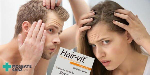 ریزش مو و هیرویت