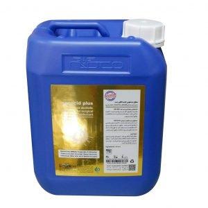 محلول ضد عفونی کننده الکلی دست سانوسید پلاس 5 لیتر