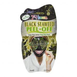 ماسک لایه ای جلبک سیاه مونته ژنه
