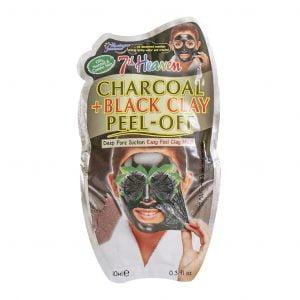 ماسک زغال و خاک رس سیاه مونته ژنه 10 میلی لیتر