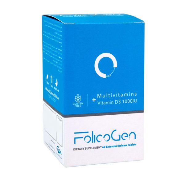 قرص فولیکوژن