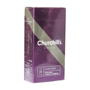کاندوم با فرم بدنه ساده چرچیلز