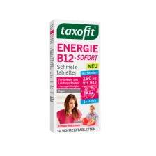 قرص زیر زبانی انرژی B12 سوفورت تاکسوفیت