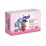 صابون پوست حساس کودک فیروز