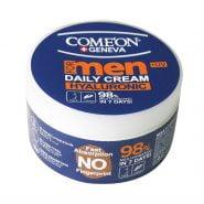 کرم مرطوب کننده کاسه ای مردانه کامان حاوی هیالورونیک اسید