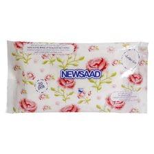 دستمال مرطوب پاک کننده آرایش پوست حساس نیوساد 20 عدد