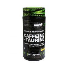 کپسول کافئین + تائورین آلامو