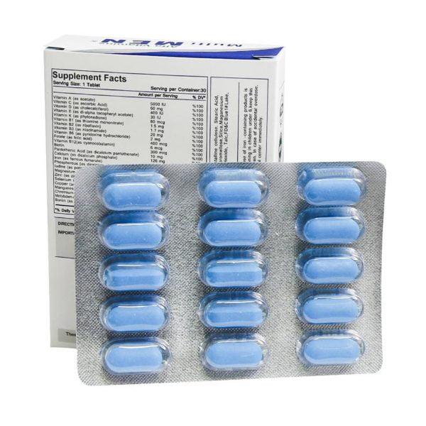 قرص مولتی من آلفا ویتامینز