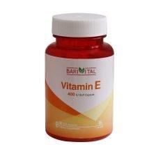 سافت ژل ویتامین 400 E باریویتال