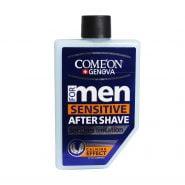 ژل افتر شیو مردانه کامان مخصوص پوست خشک و حساس