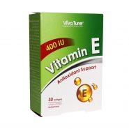 کپسول نرم ژلاتینی ویتامین E 400 ویوا تیون