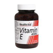 سافت ژل ویتامین E 400 هلث اید