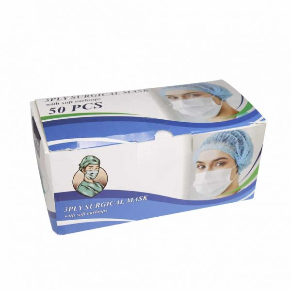 ماسک سه لایه جراحی سرجیکال