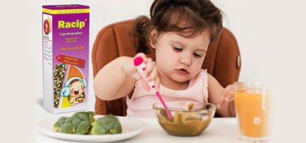 فواید ، عوارض و موارد مصرف شربت راسیپ (شربت اشتها کودکان)