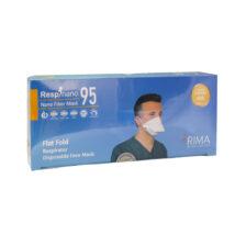 ماسک تنفسی نانویی N95 ریما