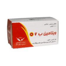 قرص ویتامین B6 40 میلی گرم سیمرغ دارو عطار