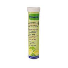 قرص جوشان ویتامین پلاس سیمرغ دارو عطار