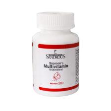 مولتی ویتامین مولتی مینرال سندروس مناسب بانوان بالای 50 سال
