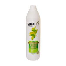 شامپو کاهش دهنده چربی بدون سولفات ویتروس مناسب موهای چرب