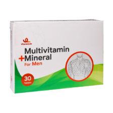 قرص مولتی ویتامین و مینرال ویتامین لایف